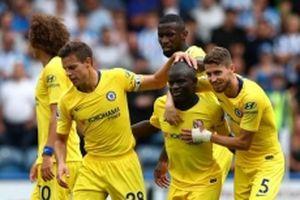 Chelsea thắng thuyết phục Hud 3-0