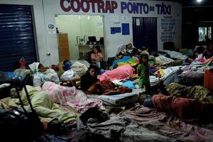 Cám cảnh cuộc sống người nhập cư Venezuela nơi 'đất khách quê người'