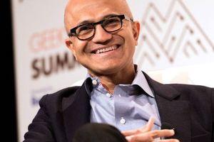CEO Microsoft bán 35 triệu USD giá trị cổ phiếu công ty