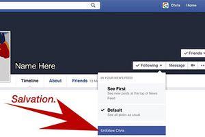 Cách bớt phiền toái trong bản cập nhật mới nhất từ Facebook