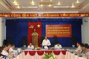 Tổ công tác Chính phủ làm việc với tỉnh Cà Mau
