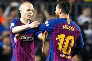 Trước Siêu cúp Tây Ban Nha, Messi nhận đặc ân