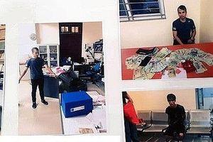 Phá ổ nhóm chuyên trộm cắp tại các trụ sở cơ quan