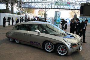 10 mẫu concept xe hơi kỳ dị chỉ có ở Nhật Bản