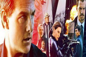 Điểm danh những sao nam 'hạng nặng' xuất hiện cùng Tom Cruise trong 'Nhiệm Vụ Bất Khả Thi: Sụp Đổ'