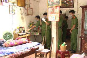 Tình tiết mới về nghi phạm sát hại cha mẹ đẻ ở Vĩnh Long