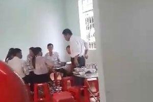 Đắk Lắk: Bí thư, Chủ tịch xã bị kiểm tra vụ ăn nhậu trong giờ hành chính