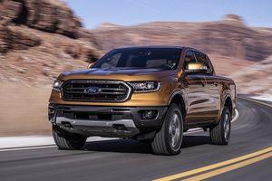 Ford Ranger bổ sung phiên bản mới, giá từ 565 triệu đồng