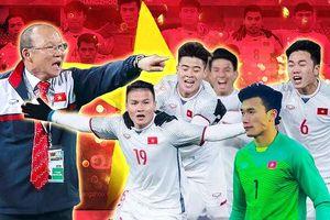 Danh sách U23 Việt Nam tại ASIAD 2018: HLV Park Hang-seo thay đổi bất ngờ