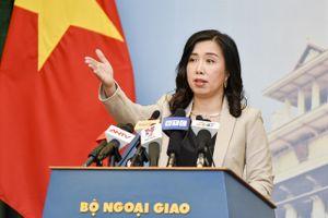 Việt Nam phản đối Trung Quốc kỷ niệm 6 năm thành lập cái gọi là 'thành phố Tam Sa'