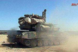 Quân tinh nhuệ Syria chiếm thêm cứ địa tại Sweida, IS co cụm chuẩn bị phản công