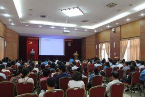 Ngành xây dựng Hà Nội tập huấn tuyên truyền tư vấn pháp luật