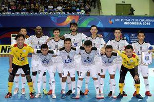 Tạo lịch sử, Thái Sơn Nam lọt vào chung kết Cúp CLB Châu Á