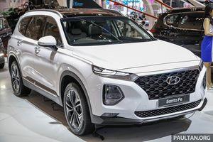 Hyundai SantaFe thế hệ mới cập bến Đông Nam Á, giá từ 34.500 USD