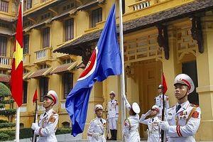 Chung tay xây dựng Cộng đồng ASEAN ngày càng vững mạnh