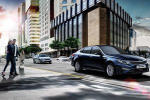 Kia Optima nâng cấp 'thời thượng', giá bán gần 29.000 USD