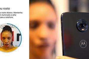 Ứng dụng mở khóa bằng khuôn mặt của Motorola đã có sẵn trong Google Play