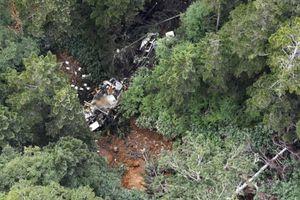9 người thiệt mạng do rơi trực thăng tại Nhật Bản