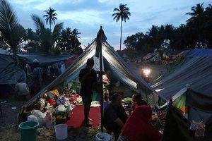 Bệnh dịch - mối lo ngại y tế lớn sau động đất tại Indonesia