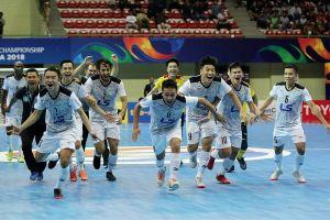 Thưởng 'nóng' 500 triệu đồng cho Câu lạc bộ Futsal Thái Sơn Nam