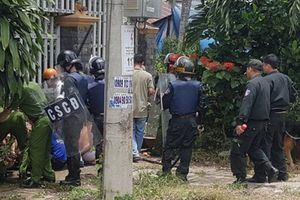 Tiền Giang: Nổ súng, trấn áp học viên cai nghiệm trốn trại