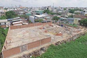 TP Hồ Chí Minh: Nhiều công trình xây dựng có dấu hiệu sai phạm tại phường 5, quận Gò Vấp