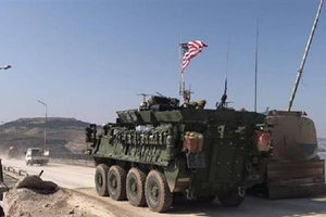 Mỹ lo lực lượng thân Mỹ tấn công binh sĩ Mỹ tại Syria
