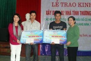 Hỗ trợ đồng bào nghèo tại Quảng Bình