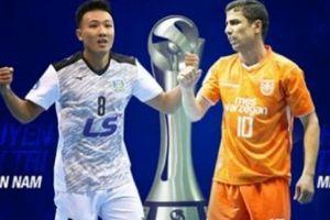 Link xem trực tiếp chung kết futsal các CLB châu Á: Thái Sơn Nam vs Mes Sungun Varzaghan
