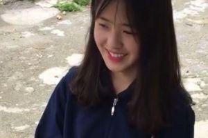 Clip: Hot girl bán lê người Mông đang gây bão mạng xã hội