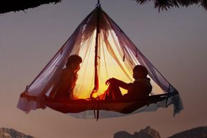 Địa điểm cắm trại thơ mộng nhất thế giới