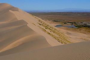 Google tình cờ tiết lộ bí mật quân sự ở sa mạc Gobi?