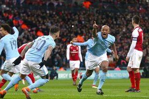Lịch sử đối đầu giữa Arsenal và Man City trước cuộc đụng độ đêm nay 12.8