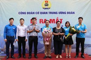 Ra mắt CLB thể thao cơ quan Trung ương Đoàn