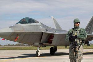 Mỹ đưa phi đội F-22 đến Đức củng cố an ninh châu Âu