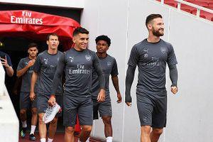 Arsenal chọn thủ quân trước 'đại chiến' với Man City