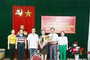 Hưng Nguyên thí điểm Trưởng Ban Dân vận đồng thời là Chủ tịch Ủy ban MTTQ huyện