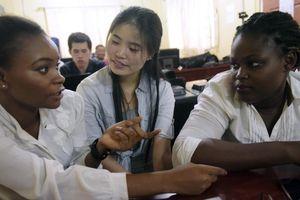 Học viện Khổng Tử lại nở rộ tại châu Phi, vì sao?