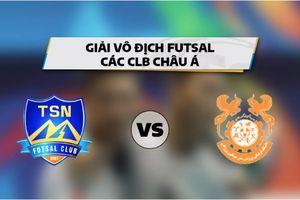 Để thua Mes Sungun 4-2, Thái Sơn Nam mất cúp vàng Giải vô địch Futsal các CLB châu Á