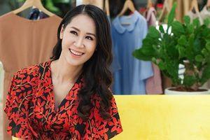 Hoa hậu Dương Thùy Linh: Chồng tôi không phải đại gia 'giàu nứt đổ đổ vách'