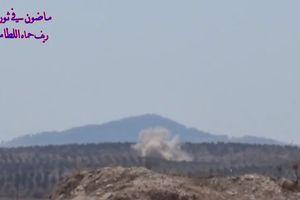 Nga tung đòn diệt 3 UAV, ồ ạt không kích Idlib và Hama yểm trợ quân đội Syria