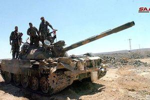 Quân tinh nhuệ Syria thần tốc đánh chiếm hàng nghìn km2 trên chiến trường Sweida