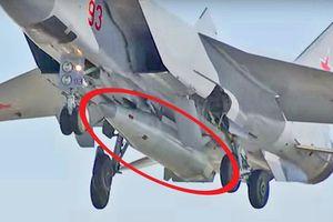 Cặp đôi vũ khí cực mạnh của Nga lần đầu khoe hỏa lực?