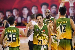 Tấn công áp đảo, Cantho Catfish 'bắn hạ' Saigon Heat
