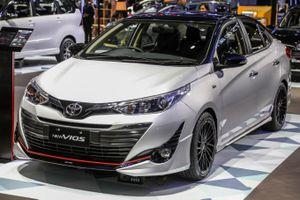 Toyota trưng bày bản Vios 2018 hiệu suất cao tại Indonesia