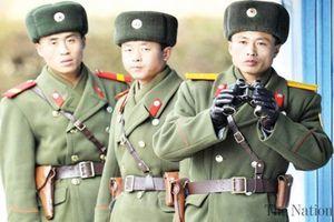 Du khách Nhật Bản bị bắt ở Triều Tiên khi quay phim khu quân sự