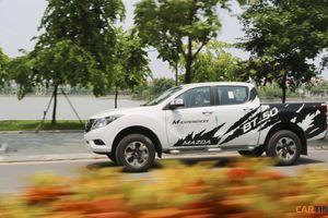Chi tiết hạng mục được nâng cấp trên pickup giá từ 655 triệu - Mazda BT 50 2018