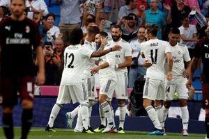 Đánh bại Milan, Real có niềm vui nhỏ trước mùa giải mới