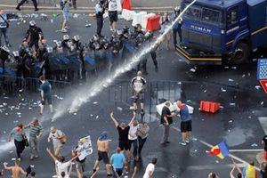 Thủ đô Romania chìm trong bạo lực sau biểu tình chống tham nhũng