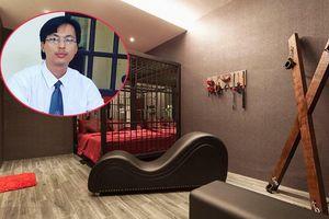 Trang trí phòng bạo dâm, khách sạn ở Cần Thơ có thể bị xử lý thế nào?